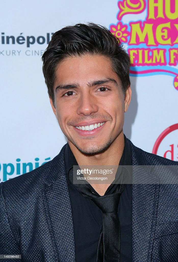 Actor/musician Reinaldo 'Peche' Zavarce arrives for the 2012 Hola Mexico Film Festival Opening Night at The Ricardo Montalban Theatre on May 24, 2012 in Hollywood, California.