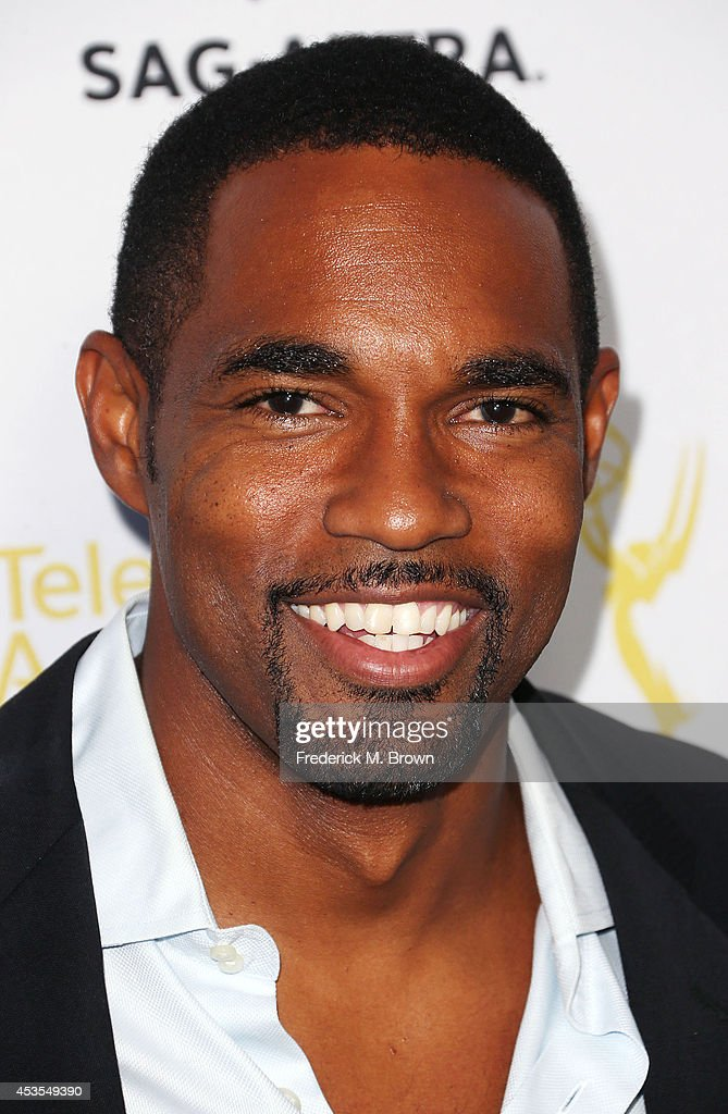 Actor/National Board Member <a gi-track='captionPersonalityLinkClicked' href=/galleries/search?phrase=Jason+George&family=editorial&specificpeople=2566184 ng-click='$event.stopPropagation()'>Jason George</a> attends the Television Academy and SAG-AFTRA Presents Dynamic & Diverse: A 66th Emmy Awards Celebration of Diversity at the Leonard H. Goldenson Theatre on August 12, 2014 in North Hollywood, California.