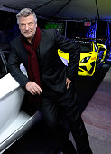 Actor/producer Alec Baldwin attends The 5th Annual Big Game Big Give Benefiting The Giving Back Fund hosted by Alec Baldwin at Tribeca Rooftop on...