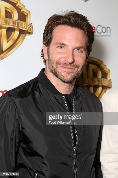 """Actor/Producer Bradley Cooper of 'War Dogs' attends CinemaCon 2016 Warner Bros Pictures Invites You to """"The Big Picture"""" an Exclusive Presentation..."""