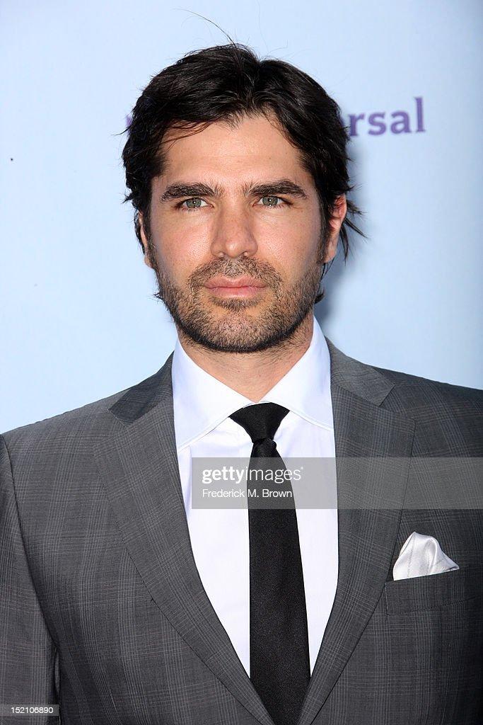 Actor/producer Eduardo Verástegui arrives at the 2012 NCLR ALMA Awards at Pasadena Civic Auditorium on September 16, 2012 in Pasadena, California.