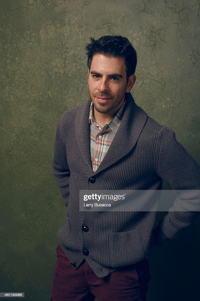 Actor/producer Eli Roth from 'Knock Knock' poses for a portrait at the Village at the Lift Presented by McDonald's McCafe during the 2015 Sundance Film Festival on January 24, 2015 in Park City, Utah.