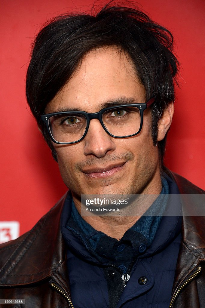 Actor/producer Gael Garcia Bernal attends the 'Who Is Dayani' premiere during the 2013 Sundance Film Festival at The Marc Theatre on January 17, 2013 in Park City, Utah.