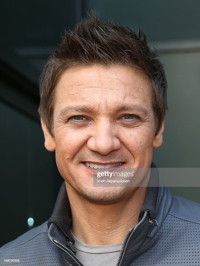 Actor/Producer Jeremy Renner attends Deadline's The Contenders at DGA Theater on November 1, 2014 in Los Angeles, California.