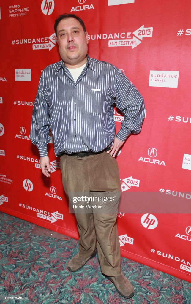Actor/producer Jim Wareck attends the 'Newlyweeds' Premiere at Prospector Square on January 18, 2013 in Park City, Utah.