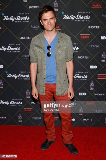 Actor/producer Kash Hovey attends the 2017 HollyShorts Film Festival Opening Night Gala at TCL Chinese 6 Theatres on August 10 2017 in Hollywood...