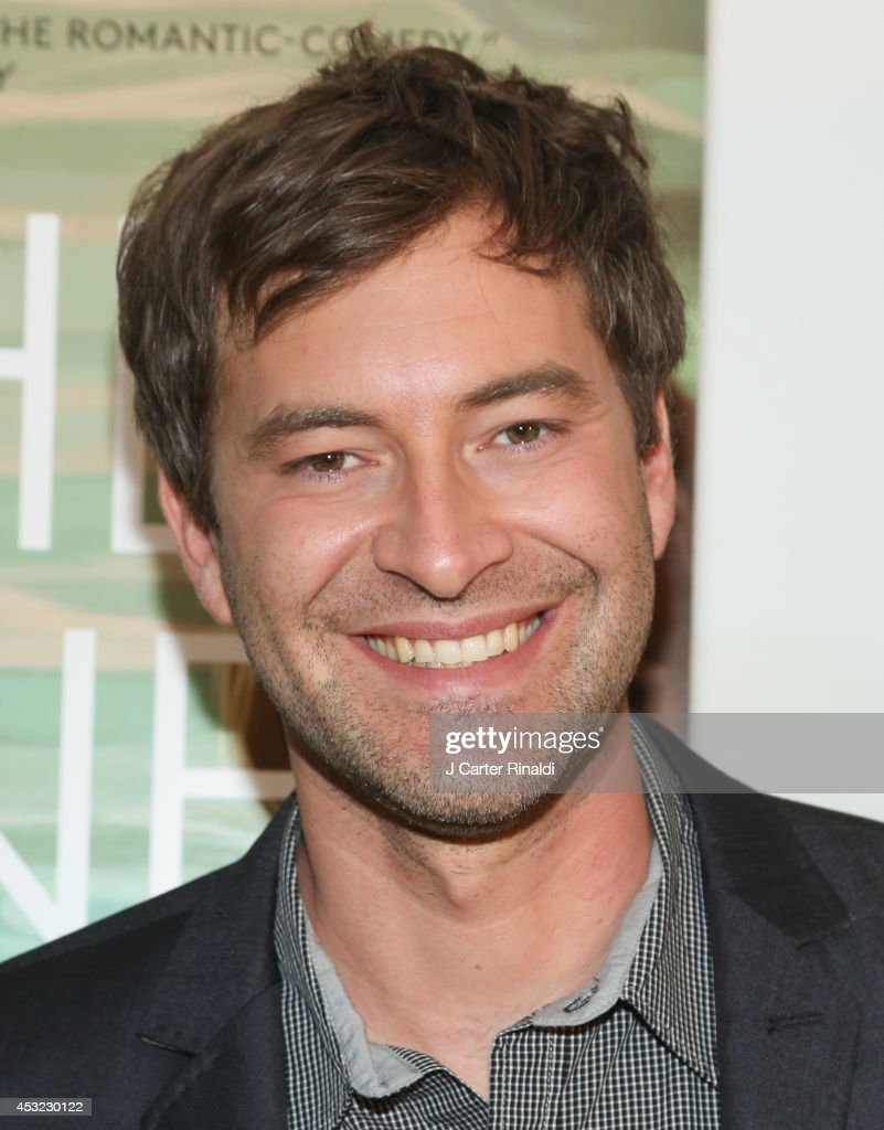 Actor/producer <a gi-track='captionPersonalityLinkClicked' href=/galleries/search?phrase=Mark+Duplass&family=editorial&specificpeople=572703 ng-click='$event.stopPropagation()'>Mark Duplass</a> attends 'The One I Love' New York Screening at the Crosby Street Theater on August 5, 2014 in New York City.