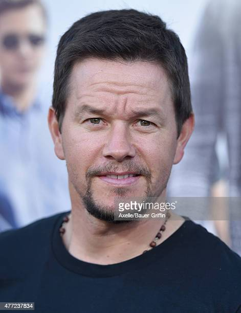 Actor/producer Mark Wahlberg arrives at the Los Angeles premiere of 'Entourage' at Regency Village Theatre on June 1 2015 in Westwood California