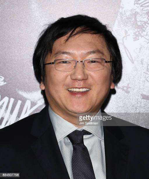 Actor/producer Masi Oka attends the 'Death Note' New York premiere at AMC Loews Lincoln Square 13 theater on August 17 2017 in New York City