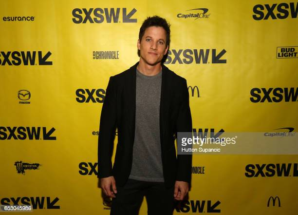 Actor/producer Mike C Manning attends the premiere of 'MFA' during 2017 SXSW Conference and Festivals at Stateside Theater on March 13 2017 in Austin...