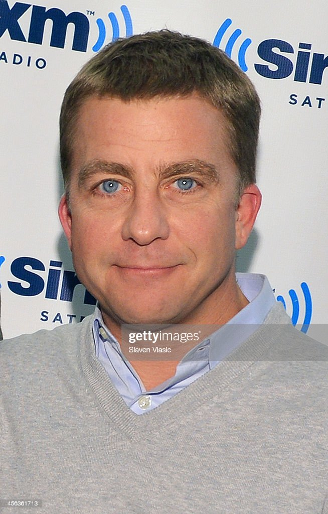 Actor/producer <a gi-track='captionPersonalityLinkClicked' href=/galleries/search?phrase=Peter+Billingsley&family=editorial&specificpeople=1543122 ng-click='$event.stopPropagation()'>Peter Billingsley</a> visits SiriusXM Studios on December 13, 2013 in New York City.