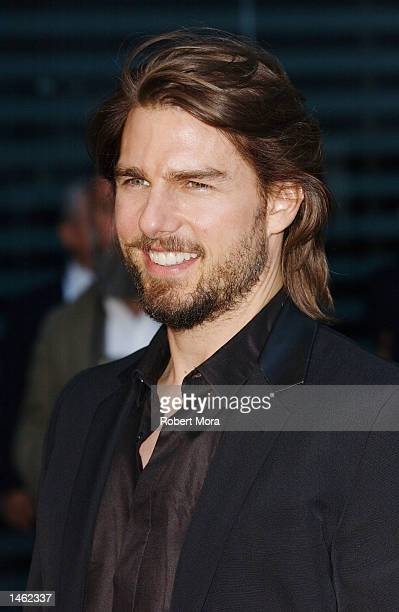Actor/producer Tom Cruise attends the Hollywood Film Festival's closing night film screening of 'Narc' at The Arclight Cinerama Dome on October 6...