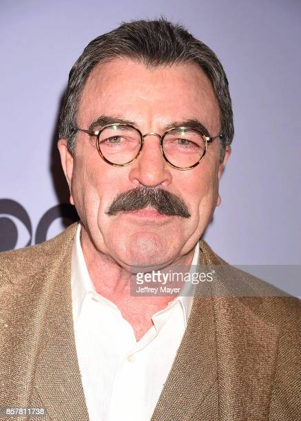 Actorproducer Tom Selleck attends the CBS' 'The Carol Burnett Show 50th Anniversary Special' at CBS Televison City on October 4 2017 in Los Angeles...