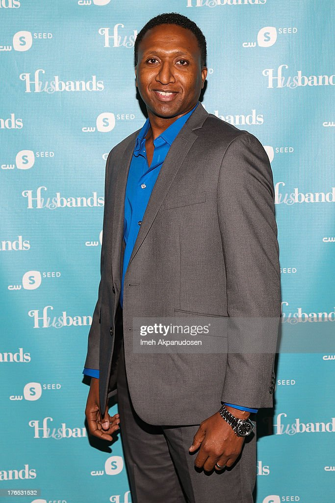 Actor/producer Wiley B. Oscar attends the premiere of CW Seed's 'Husbands' at The Paley Center for Media on August 14, 2013 in Beverly Hills, California.