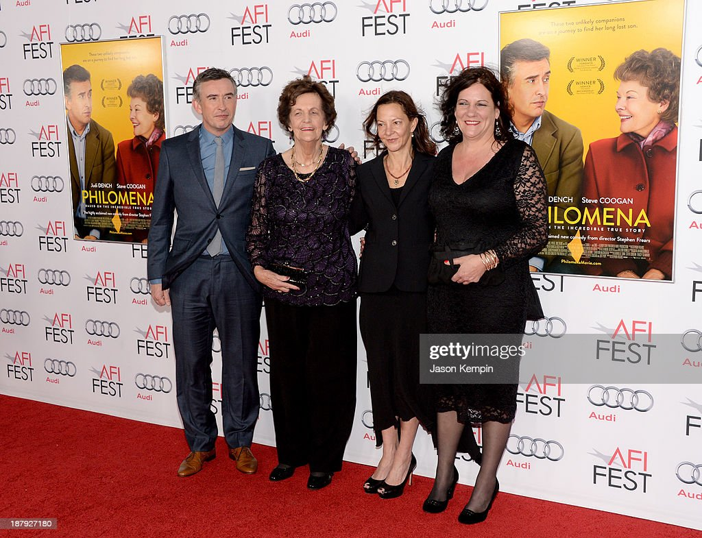 "AFI FEST 2013 Presented By Audi Premiere Of ""Philomena"" - Arrivals"