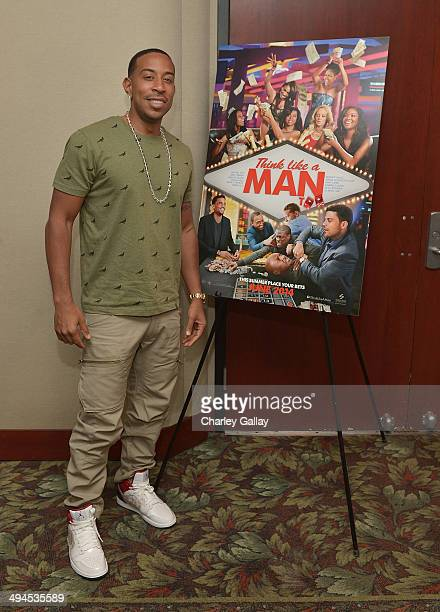 Actor/rapper Chris 'Ludacris' Bridges attends the Special Screening of Sony Pictures' THINK LIKE A MAN TOO at the Quinn Theater on the lot at Sony...