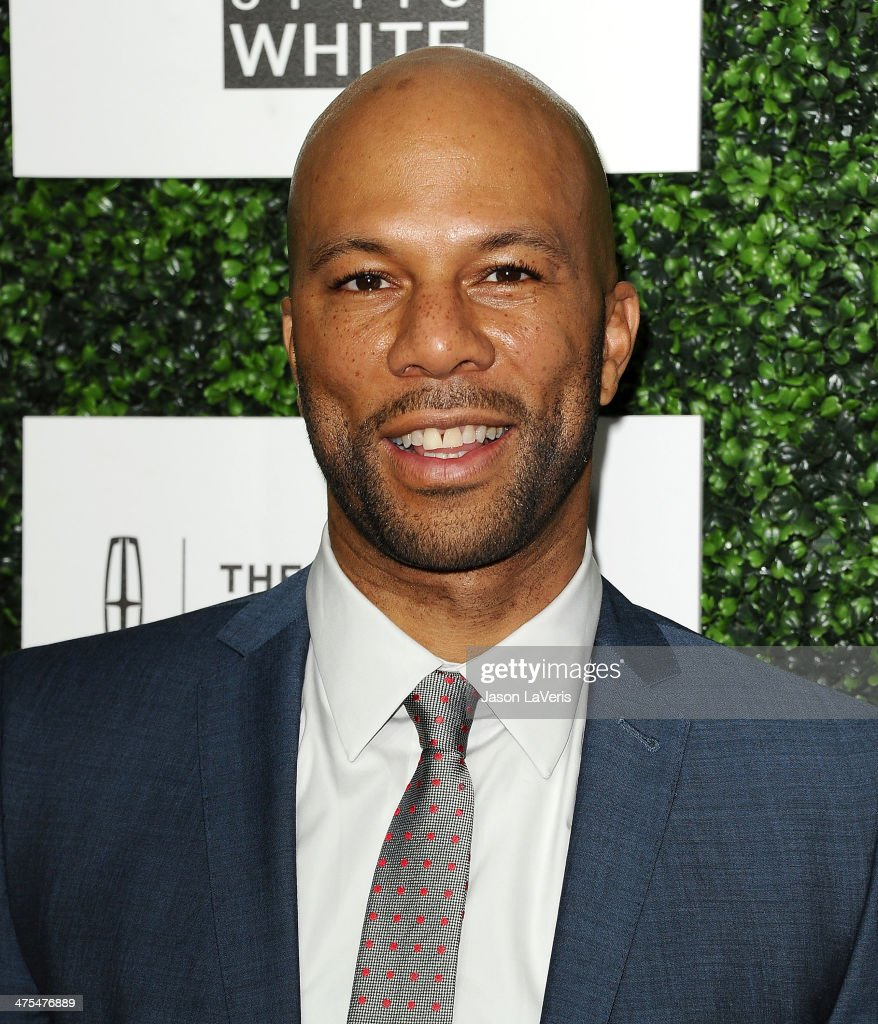 Actor/rapper Common attends the 7th annual ESSENCE Black Women In Hollywood luncheon at Beverly Hills Hotel on February 27, 2014 in Beverly Hills, California.