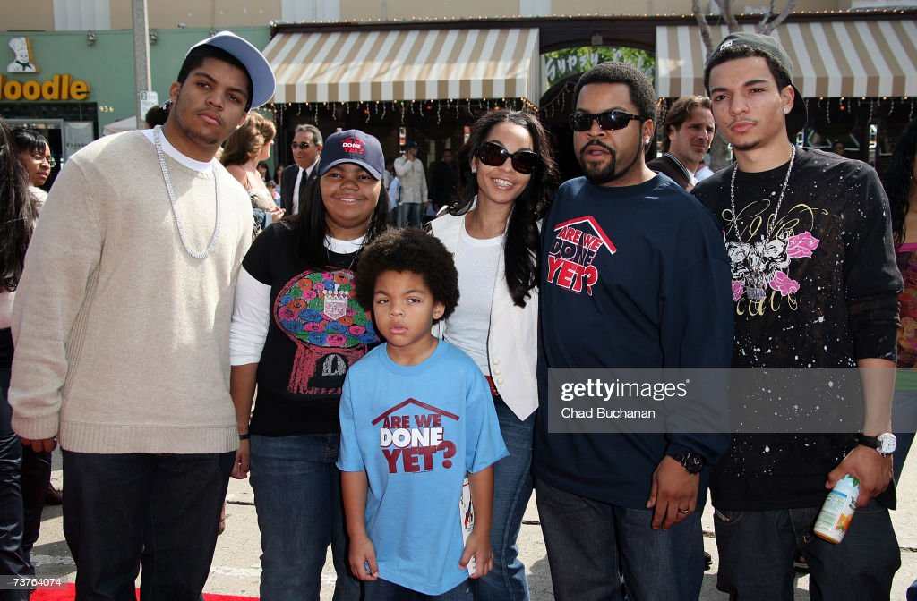 Ice Cube Family 2012 Sony Pictures P...