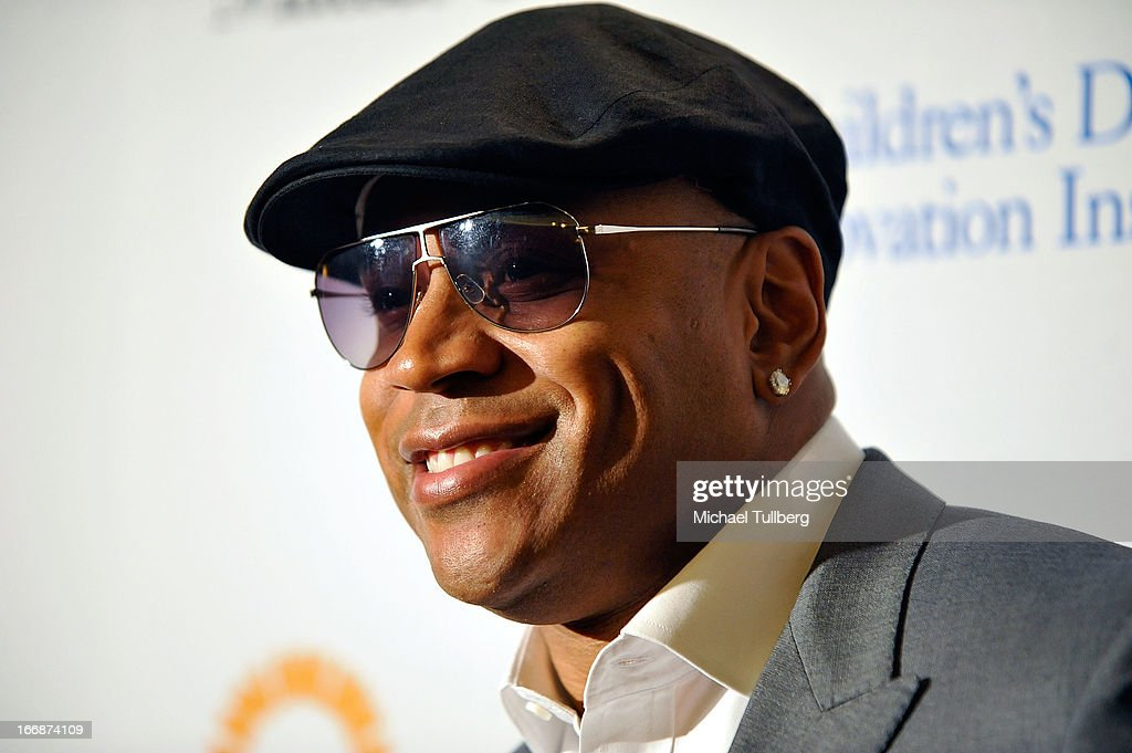 Actor/rapper <a gi-track='captionPersonalityLinkClicked' href=/galleries/search?phrase=LL+Cool+J&family=editorial&specificpeople=201567 ng-click='$event.stopPropagation()'>LL Cool J</a> attends 'The Kaleidescope Ball' benefitting The UCLA Children's Discovery And Innovation Institute at Beverly Hills Hotel on April 17, 2013 in Beverly Hills, California.