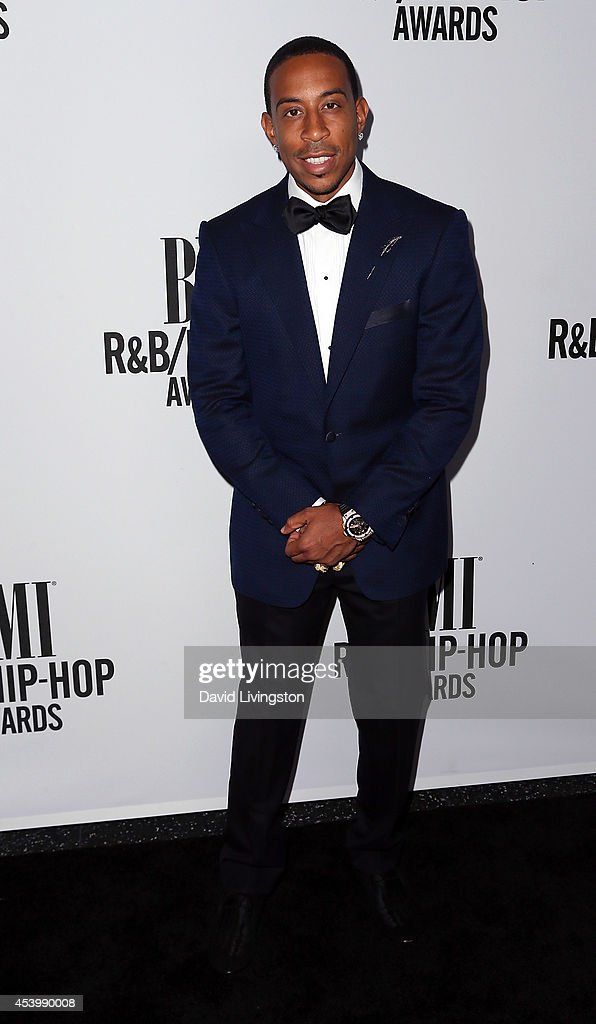 Actor/rapper <a gi-track='captionPersonalityLinkClicked' href=/galleries/search?phrase=Ludacris&family=editorial&specificpeople=203034 ng-click='$event.stopPropagation()'>Ludacris</a> attends the 2014 BMI R&B/Hip-Hop Awards at the Pantages Theatre on August 22, 2014 in Hollywood, California.