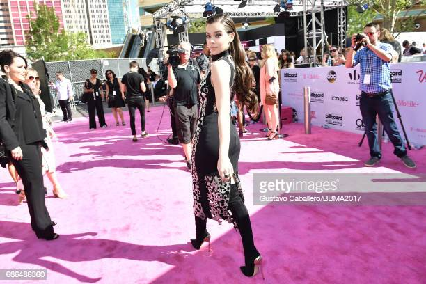 Actorrecording artist Hailee Steinfeld attends the 2017 Billboard Music Awards at TMobile Arena on May 21 2017 in Las Vegas Nevada