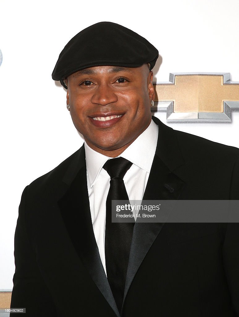 Actor/recording artist <a gi-track='captionPersonalityLinkClicked' href=/galleries/search?phrase=LL+Cool+J&family=editorial&specificpeople=201567 ng-click='$event.stopPropagation()'>LL Cool J</a> attends the 44th NAACP Image Awards at The Shrine Auditorium on February 1, 2013 in Los Angeles, California.