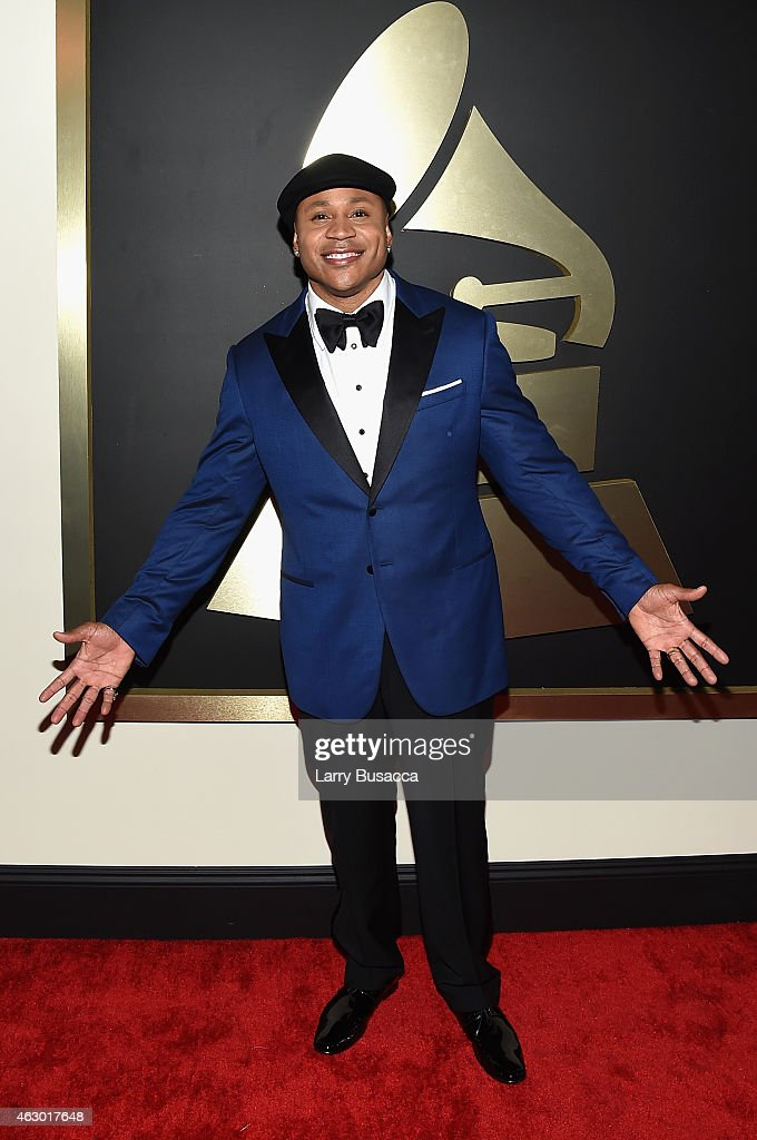 Actor/Recording Artist LL Cool J attends The 57th Annual GRAMMY Awards at the STAPLES Center on February 8 2015 in Los Angeles California