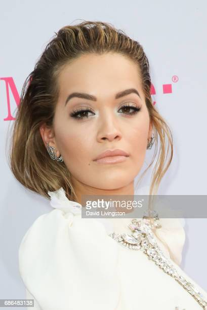 Actorrecording artist Rita Ora attends the 2017 Billboard Music Awards at the TMobile Arena on May 21 2017 in Las Vegas Nevada