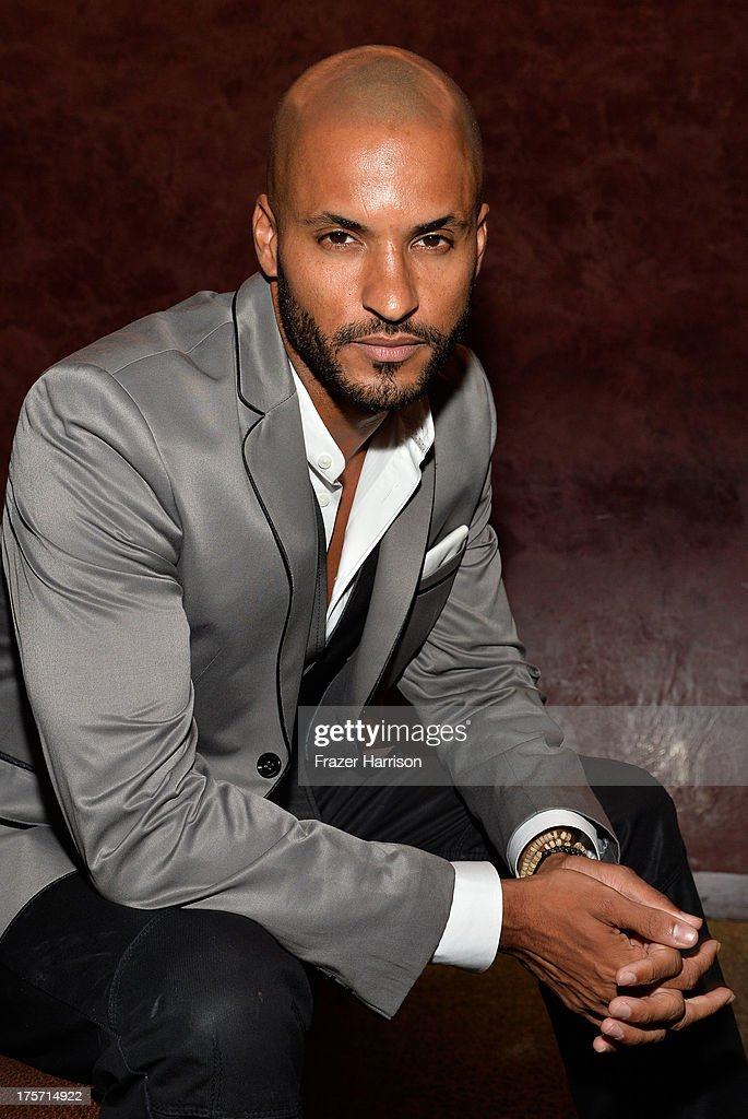 Actor<a gi-track='captionPersonalityLinkClicked' href=/galleries/search?phrase=Ricky+Whittle&family=editorial&specificpeople=3358286 ng-click='$event.stopPropagation()'>Ricky Whittle</a> attends TheWrap's Indie Series Screening of 'Austenland' at the Landmark Theater on August 6, 2013 in Los Angeles, California.