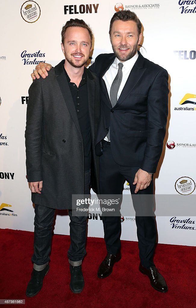 "Premiere Of ""Felony"" - Arrivals"