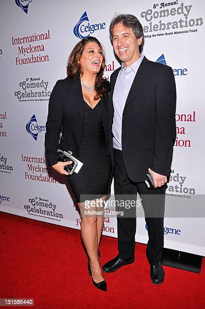 Actors Alex Meneses and Ray Romano arrive at the 5th Annual International Myeloma Foundation Comedy Celebration Benefiting The Peter Boyle Memorial...