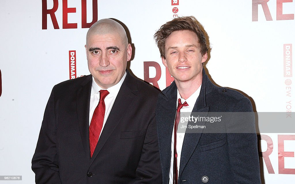 """""""RED"""" Broadway Opening Night - After Party"""