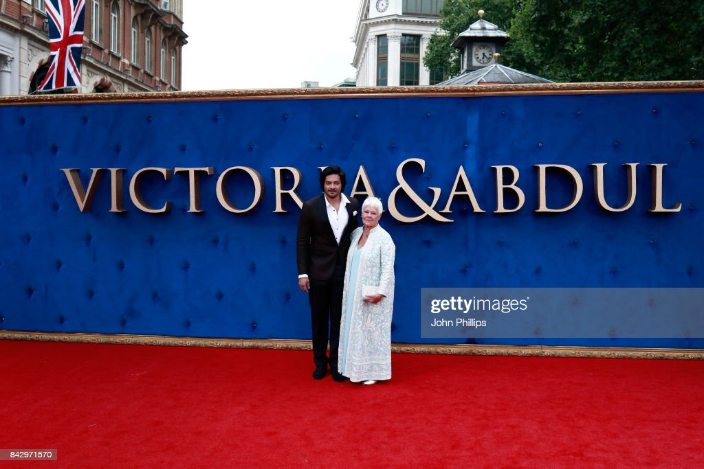 """Victoria & Abdul"" UK Premiere - Red Carpet Arrivals"