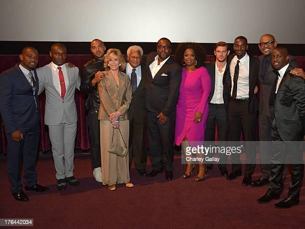 Actors Aml Ameen David Oyelowo Jesse Williams Jane Fonda James Lawson director Lee Daniels actors Oprah Winfrey Alex Pettyfer Mo McRae Forest...