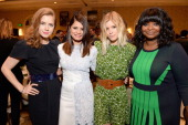 Actors Amy Adams Melonie Diaz Kate Mara and Octavia Spencer attend the 14th annual AFI Awards Luncheon at the Four Seasons Hotel Beverly Hills on...