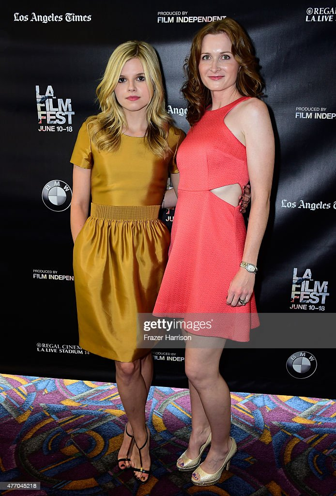"""Los Angeles Film Festival - """"The Girl In The Book ..."""