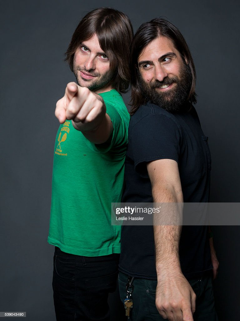 Jason and Robert Schwartzman, Glamour.com, April 21, 2016