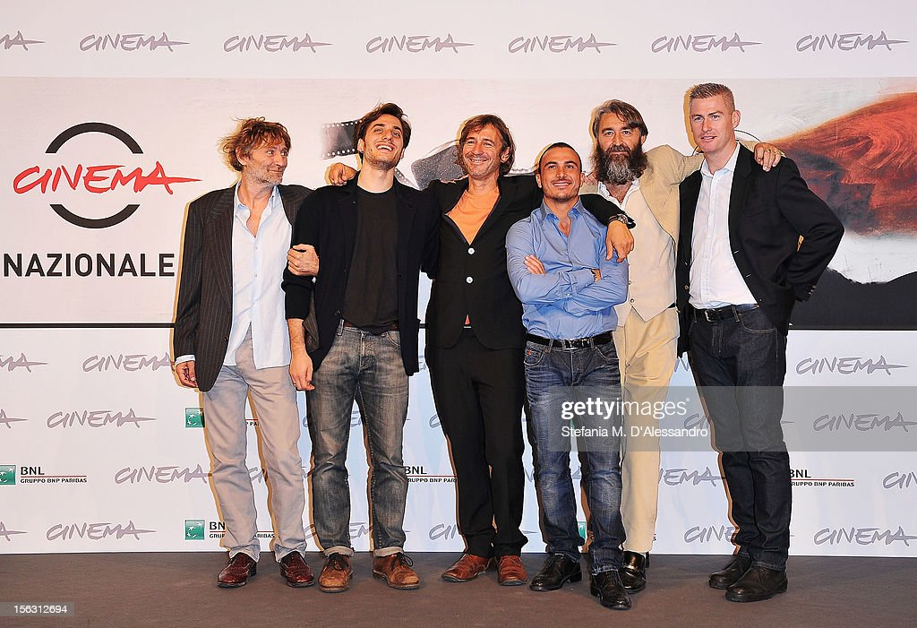 'Waves' Photocall - The 7th Rome Film Festival