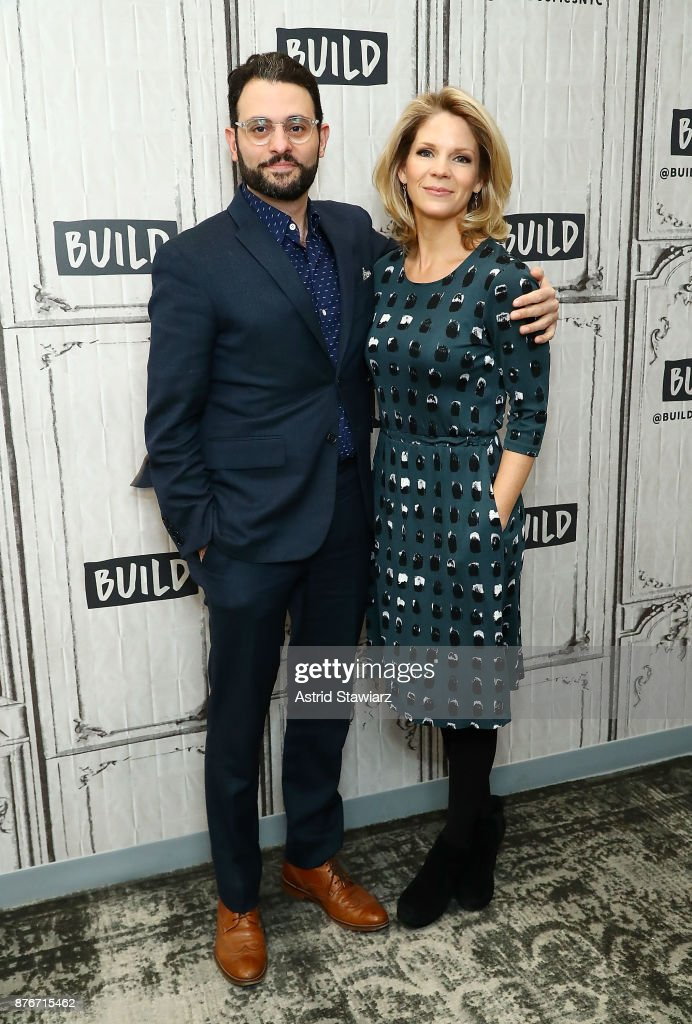 """Build Presents Kelli O'Hara & Arian Moayed Discussing """"The Accidental Wolf"""""""