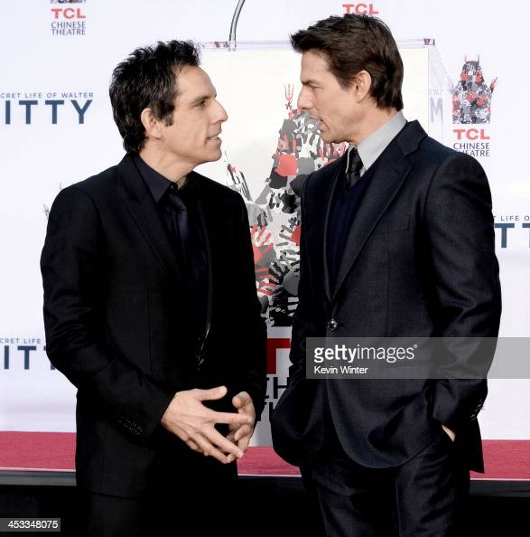 ¿Cuánto mide Ben Stiller? - Real height Actors-ben-stiller-and-tom-cruise-talk-as-stiller-is-honored-with-a-picture-id453348075?s=594x594