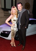 Actors Beth Behrs and Michael Gladis attend the Philadelphia Style Magazine Holiday Issue Release Party at Trust on December 19 2013 in Philadelphia...