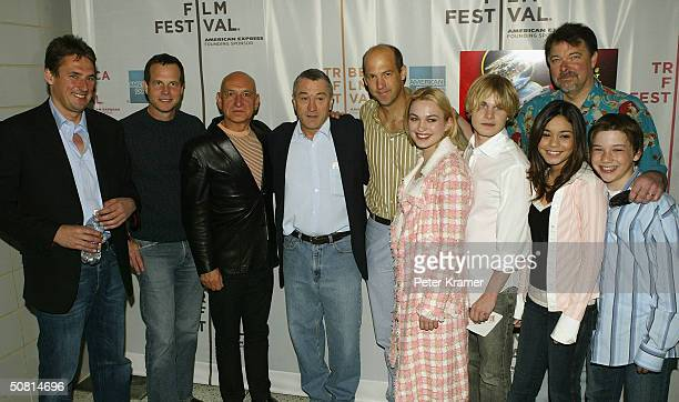 Actors Bill Paxton Sir Ben Kingsley Robert De Niro Anthony Edwards Sophia Myles Brady Corbet Vanessa Anne Hudgens Jonathan Frakes and Soren Fulton...
