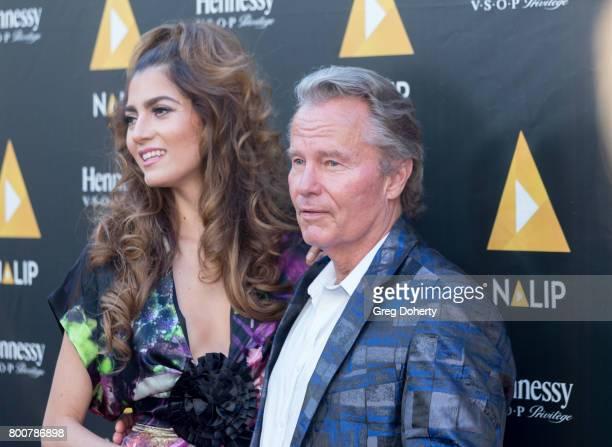 Actors Blanca Blanco and John Savage arrive for the NALIP 2017 Latino Media Awards at The Ray Dolby Ballroom at Hollywood Highland Center on June 24...