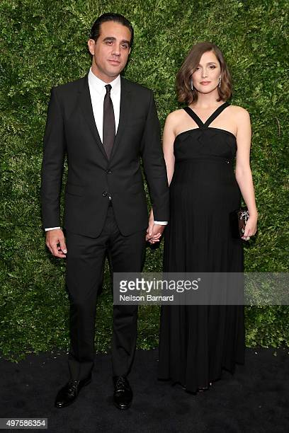 Actors Bobby Cannavale and Rose Byrne attend the Museum of Modern Art's 8th Annual Film Benefit Honoring Cate Blanchett at the Museum of Modern Art...