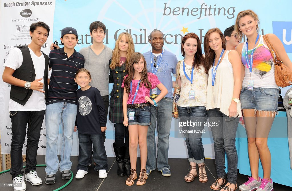 Mattel And Children's Hospital UCLA's ''Party On The Pier''