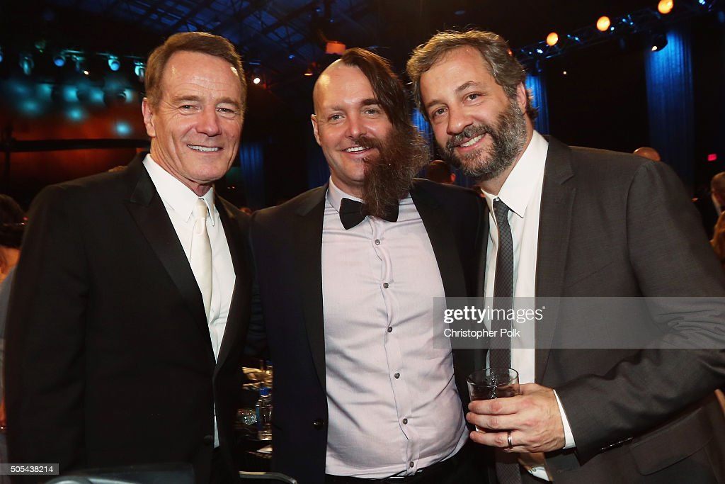 The 21st Annual Critics' Choice Awards - Backstage And Audience