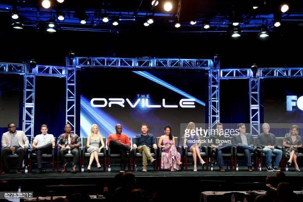 Actors Chad Coleman Mark Jackson J Lee Halston Sage Peter Macon Scott Grimes Penny Johnson Adrianne Palicki Creator/Writer/EP/Actor Seth MacFarlane...