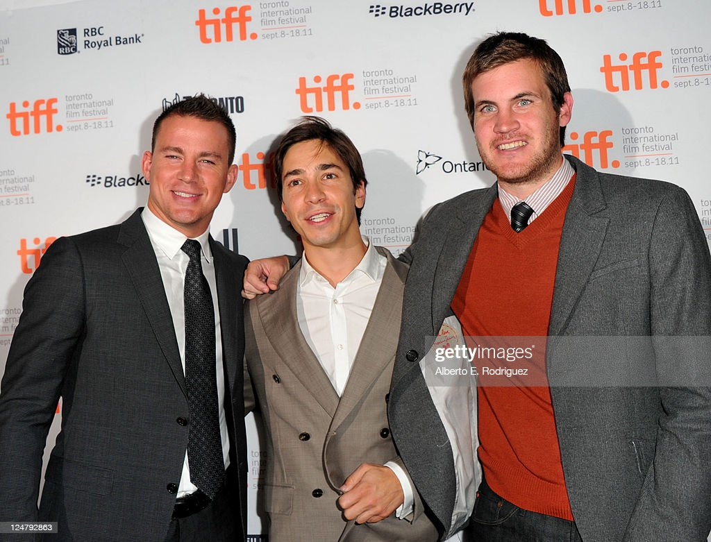 actors channing tatum justin long and filmmaker jamie linden attend picture id actors channing tatum justin long and filmmaker jamie linden attend ten year premiere