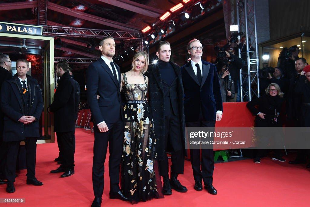 'The Lost City of Z' Premiere - 67th Berlinale International Film Festival