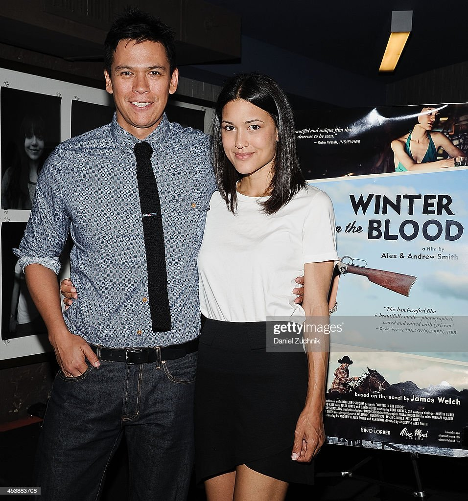 """""""Winter In The Blood"""" New York Premiere"""